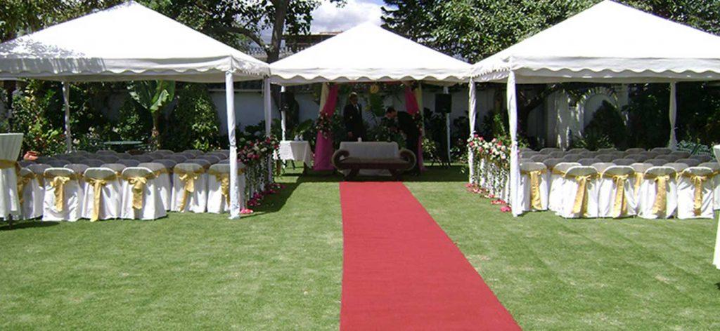 boda en quito