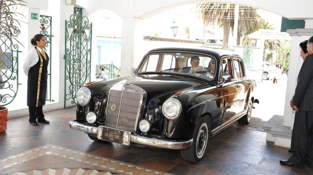 Auto para bodas