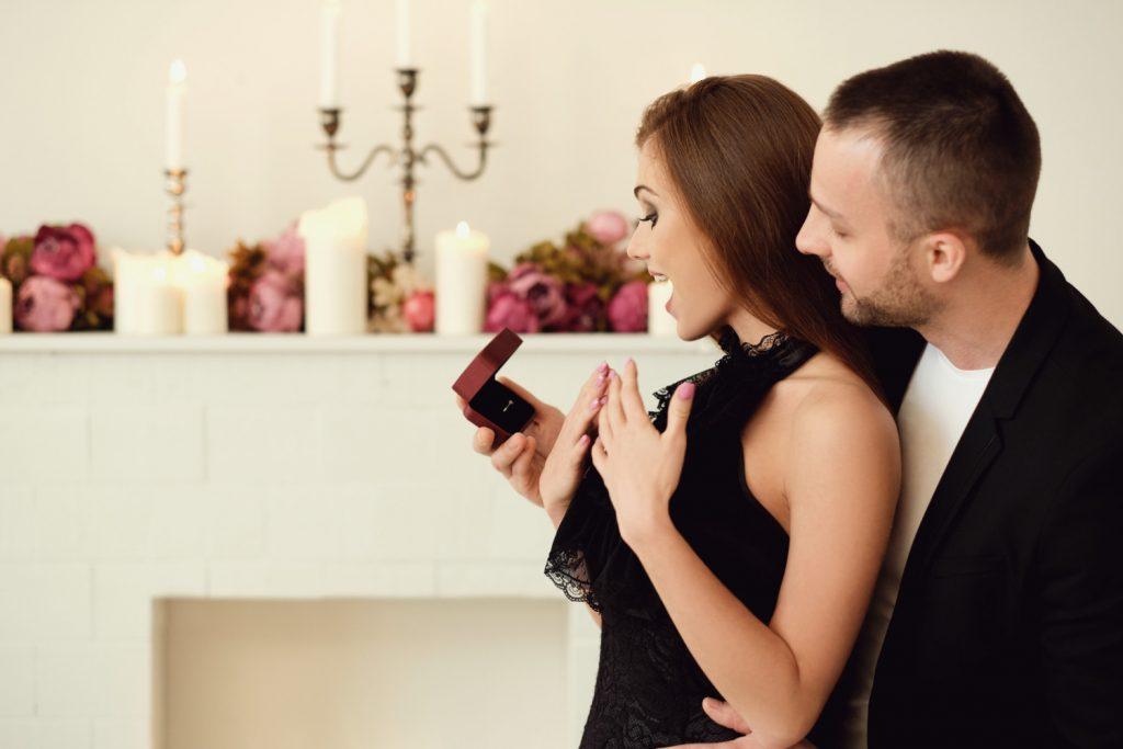 propuesta de matrimonio perfecta